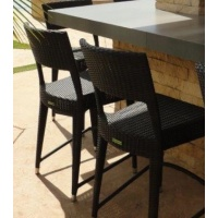 Napoli Counter Chair, Stacking