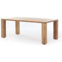 Bendigo Rectangular Coffee Table, Teak