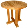 Kendal Side Table, Rnd