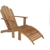 Adirondack Lounge Club Armchair