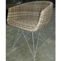 Amalfi Armchair, Swivel