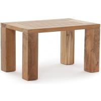 Bendigo Rectangular Poolside Table, Teak