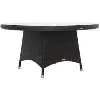 Kinshasa Dining Table, Base ONLY, Rnd/Sq, Multiple Sizes