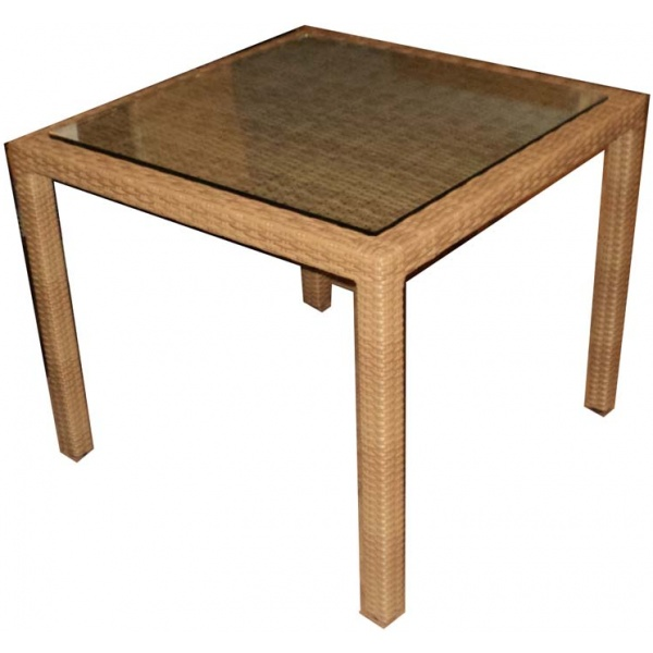 Encinita Dining Table, Sq, S