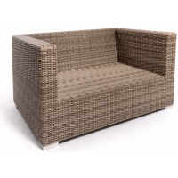 Arizona Lounge Loveseat, 2S