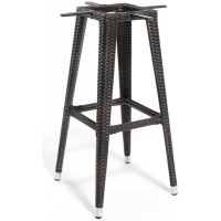 Napoli Bar Table, Rnd/Sq, S, Base ONLY