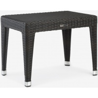 Napoli Side Table, Rect
