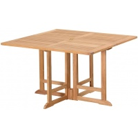 Thames Gateleg Dining Table, Sq, Folding
