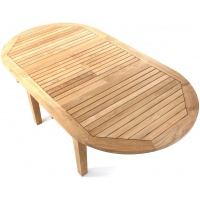 St Tropez Extension Table (Oval L/XL)