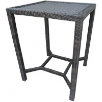 Encinita Bar Table, Square, Multiple Sizes >S/M