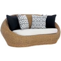Sherena Lounge Loveseat, 2S