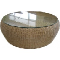 Sherena Coffee Table, Rnd> S/M/L