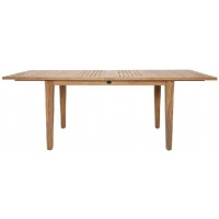 St Tropez Extension Table, Rect (M/L/XL)