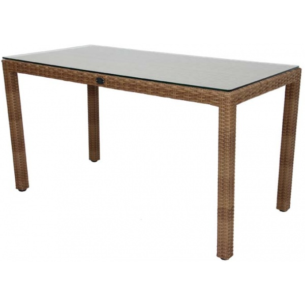 Valencia Dining Table, Rect, Multiple Sizes