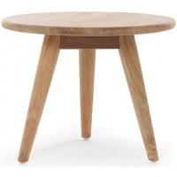 Copenhagen Side Table, Rnd