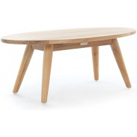 Copenhagen Coffee Table, Oval