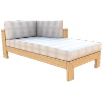 Denver Daybed, Left