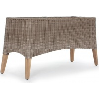 Tanzania Dining Table, Rect/Oval, Multiple Sizes, Base ONLY