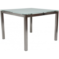 Rome Dining Table, Square, Base ONLY> M