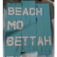 Beach Mo Bettah Painting