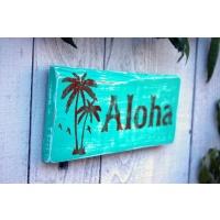 Aloha Wall Painting