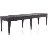 Napoli Backless Bench, Multiple Sizes