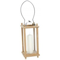 Hurricane Garden Lamp