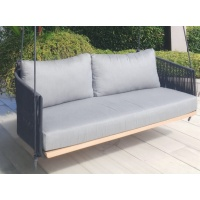 Marmorata 3s Sofa swing w cushions