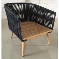 Morata Lounge Club Armchair