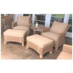Tanzania Lounge Club Armchair