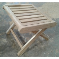 Carlisle Folding Footstool