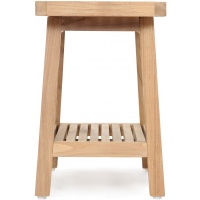 Hokaido Backless Bench, 1S