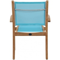 Newport Armchair, Stacking
