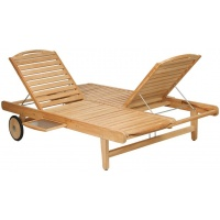 Makena Chaise, Double
