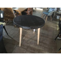 Copenhagen Dining Table, Rnd/Sq, Multiple Sizes, Base ONLY