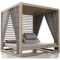 Denver Daybed, with Canopy