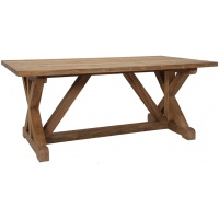 Paniolo Dining Table, Rect, Multiple Sizes