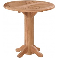Padua Bar Table, Rnd/Sq, Base ONLY. Multi Sizes
