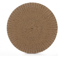 Round Tabletop, Woven, Multiple Sizes