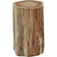 Rustic Side Table, Rnd, Multiple Sizes