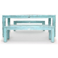 Bornholm Backless Bench, Multiple Sizes