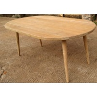 Copenhagen Dining Table, Rect/Oval, Multiple Sizes, Base ONLY