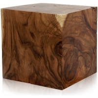 Rustic Side Table, Sq