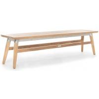 Denmark Backless Bench, Multiple Sizes
