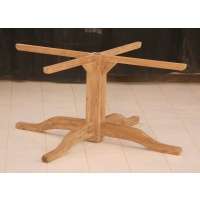 Padua Dining Table, Rnd/Sq, Multiple Sizes, Base ONLY