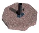 Pebble, Concrete