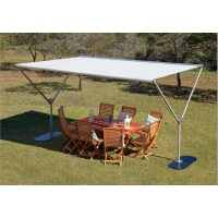 Sky Retractable Shade Structure