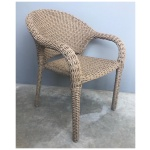 Sol Armchair, Stacking