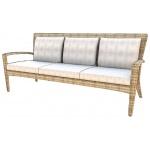 Granada Lounge Sofa, 3S