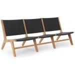 Hagen Lounge Sofa, 3S